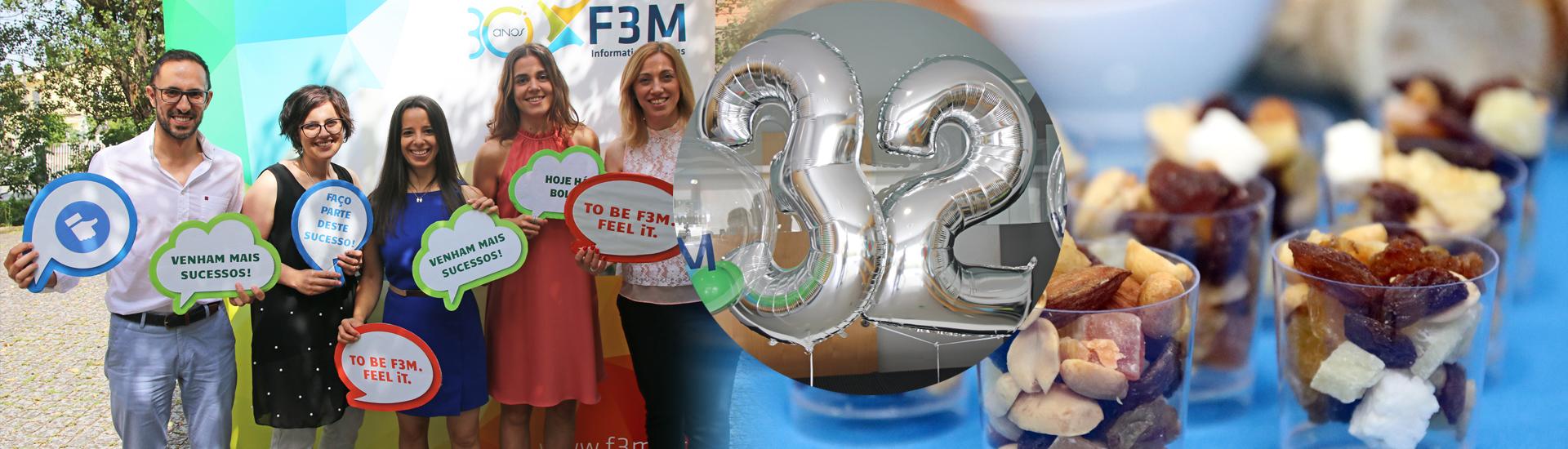 F3M celebra 32º aniversário com iniciativa Open Day nas instalações F3M Sede
