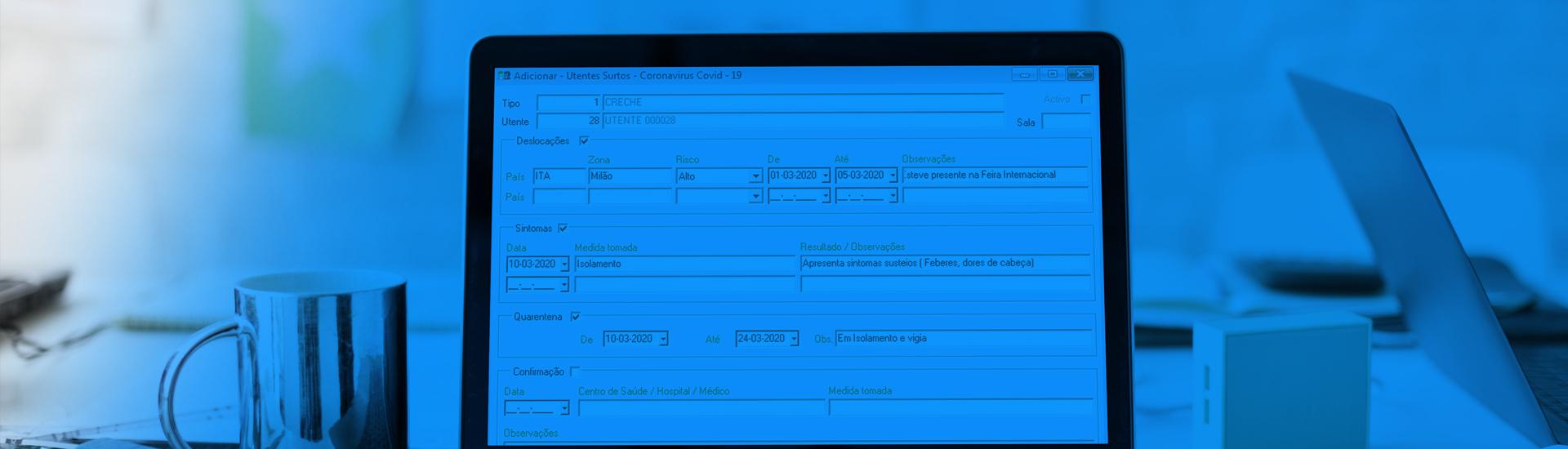 F3M disponibiliza GRATUITAMENTE aos seus clientes solução tecnológica para gerir surtos