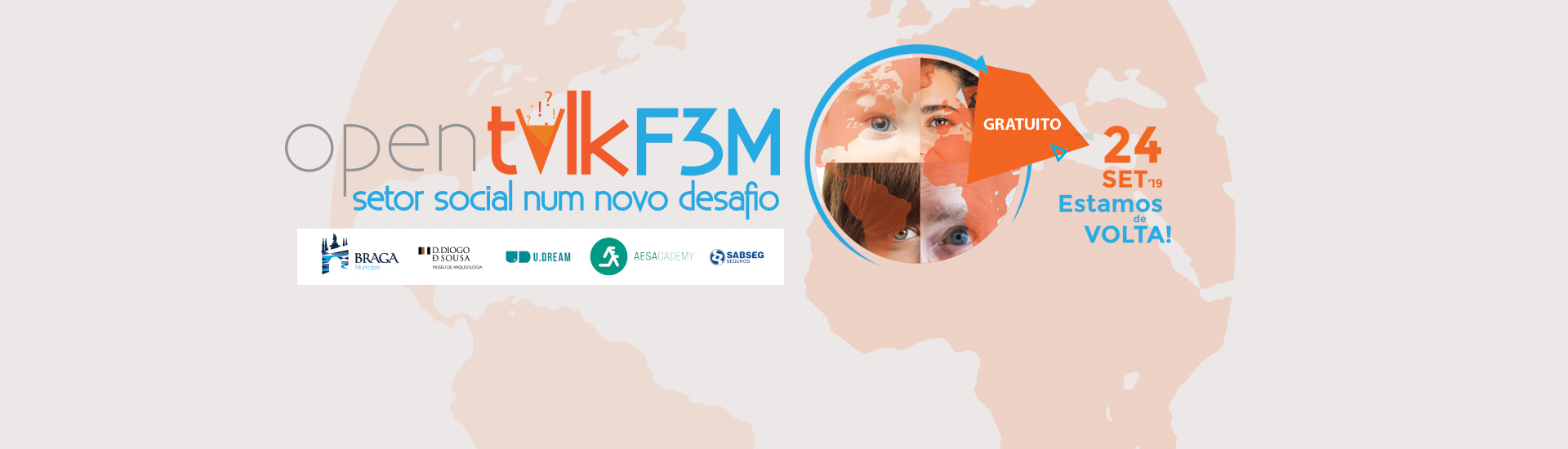 Sustentabilidade em destaque na 2ª edição do OpenTalk F3M